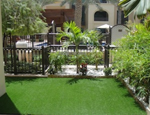 Small Garden Design Dubai