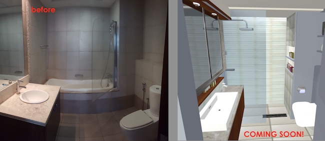 bathroom remodelling, design, dubai, consultation