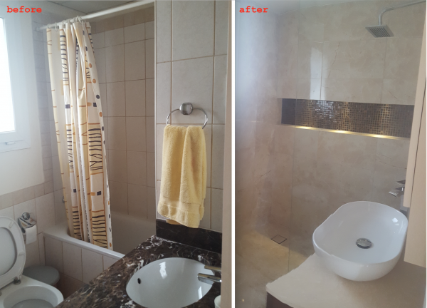 bathroom remodelling in Springs, fit out jobs dubai, interior consultation