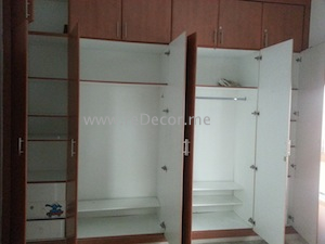 complete wardrobe renovations Greens dubai