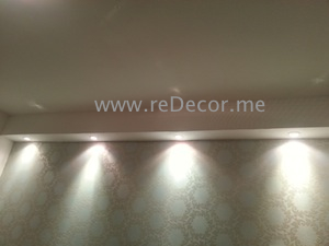 new lights sofit ceiling interior design