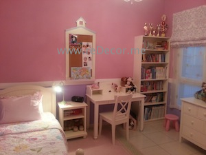 kids room decor interior design dubai