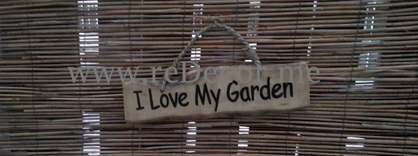 garden landscaping decor