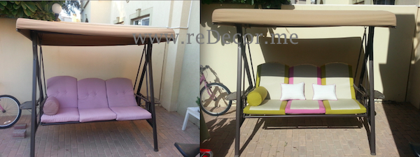 garden furniture makeover upholstery dubai - Garden Furniture Dubai