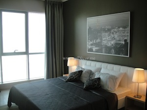 bedroom interior design, luxurious living in downtown, interior decor consultation, designer