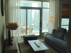 interior decor for rental apartment dubai marina blakeley