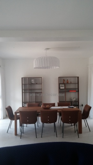 Dining room with ligne roset, la maison verte interior decor solutions and consultation Rak dubai