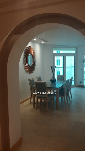Interior calm decor Palm Dubai