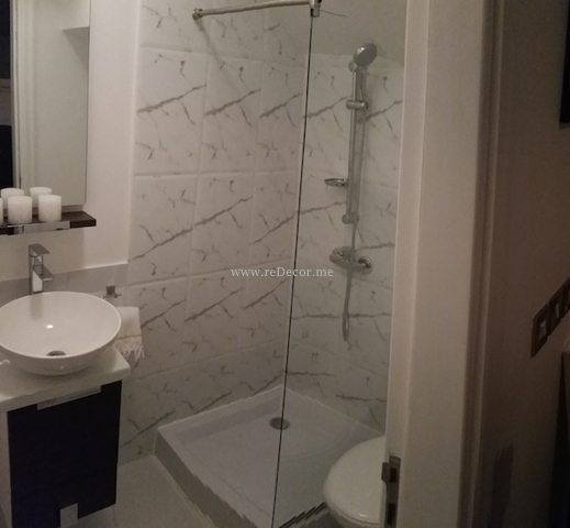 tiny bathroom remodeling and planing, Dubai interior