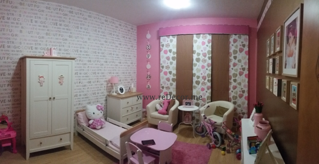 Brown Pink White S Room Decor Design Ideas Dubai Consultation