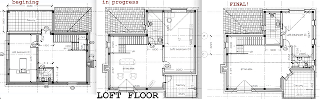 floor plans, consultation, architecture, layout, design and decor by Erika Pace, Dubai, Sri Lanka