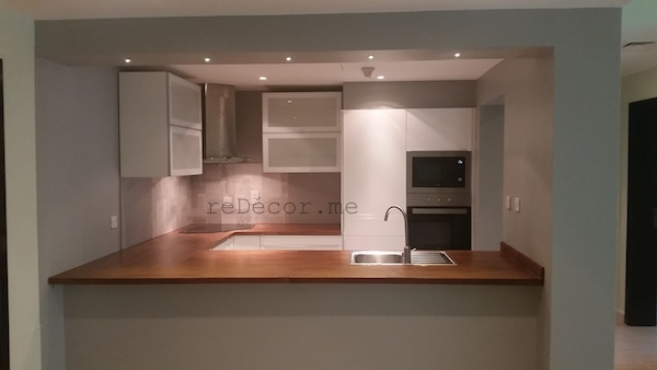 Kitchen remodeling in Old Greens, dubai, design and consultation