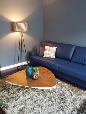 consultation,interior design dubai,recycling,sharp blue living room with wooden dar flooring,smart,sofa upholstery