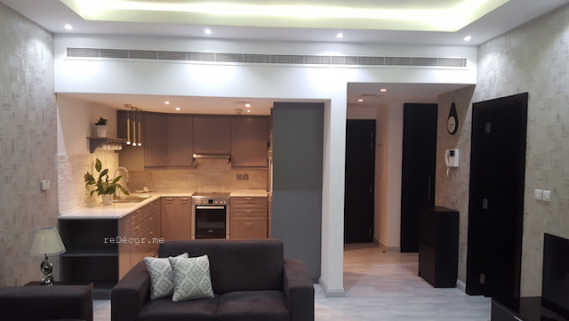 kitchen fitout dubai, remodeling, renovation, design, modern, old green kitchen, decor, designer consultation