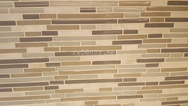 backsplash tiles, kitchen remodelling in Old greens, dubai decor cosnultation, design, white kitchen, ikea, modern, granite beige, dubai fitout works