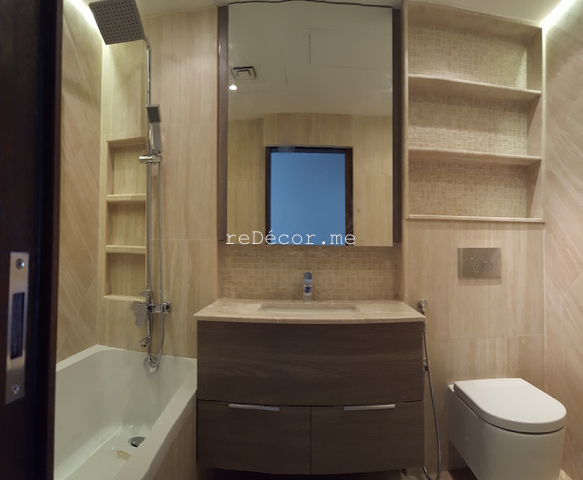 Cool Bedroom And Guest Room Bathroom Remodelling Fitout Dubai Bathroom